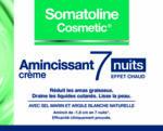 Acheter Somatoline Cosmetic Amaincissant 7 Nuits Crème 400ml à Mérignac