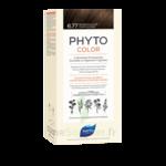 Acheter Phytocolor Kit coloration permanente 6.77 Marron clair cappuccino à Mérignac