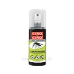 Acheter Cinq sur Cinq Zones Tempérées Lotion anti-moustique 100ml à Mérignac
