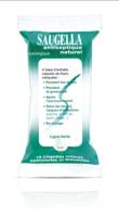Saugella Antiseptique Lingette Hygiène Intime Paquet/15 à Mérignac