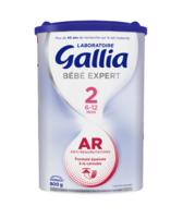 Gallia Bebe Expert Ar 2 Lait En Poudre B/800g à Mérignac
