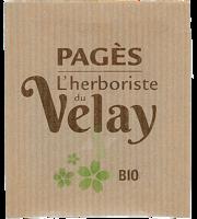 Pagès Digestion Infusion Bio Menthe Fenouil Citron Vert Boîte De 20 Sachets