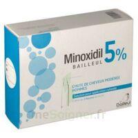 Minoxidil Bailleul 5 % Solution Pour Application Cutanée 3 Fl/60ml à Mérignac
