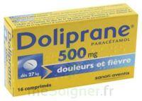Doliprane 500 Mg Comprimés 2plq/8 (16) à Mérignac