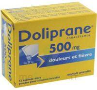 Doliprane 500 Mg Poudre Pour Solution Buvable En Sachet-dose B/12 à Mérignac