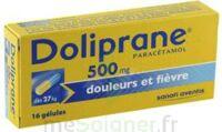 Doliprane 500 Mg Gélules B/16 à Mérignac