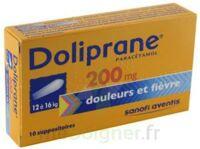 Doliprane 200 Mg Suppositoires 2plq/5 (10) à Mérignac