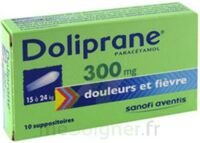 Doliprane 300 Mg Suppositoires 2plq/5 (10) à Mérignac