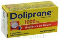 Doliprane 1000 Mg Comprimés Effervescents Sécables T/8 à Mérignac