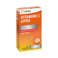 VITAMINE C UPSA 500 mg fruit exotique, comprimé à croquer à Mérignac