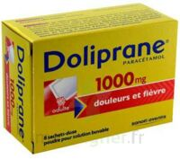 Doliprane 1000 Mg Poudre Pour Solution Buvable En Sachet-dose B/8 à Mérignac