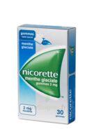Nicorette 2 Mg Gom à Mâcher Médic Sans Sucre Menthe Glaciale Plq/30gom à Mérignac