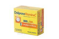 Dolipranevitaminec 500 Mg/150 Mg, Comprimé Effervescent à Mérignac