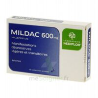 MILDAC 600 mg, comprimé enrobé à Mérignac