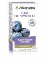 Arkogélules Myrtille Baies Gélules Fl/45 à Mérignac