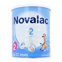 Novalac 2 Lait En Poudre 2ème âge B/800g* à Mérignac