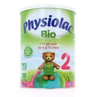 Physiolac Lait Bio 2eme Age à Mérignac