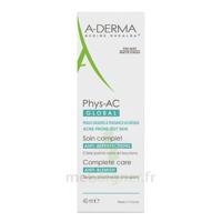 Aderma Phys'ac Global Soin Imperfection Sévères 40ml à Mérignac