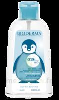 ABCDERM H2O Solution sans rinçage nettoyante bébé Fl pompe/1L à Mérignac
