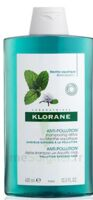Klorane Menthe Aquatique Shampooing Détox 400ml à Mérignac
