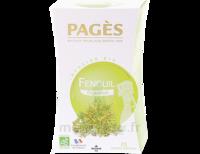 Acheter Pagès Fenouil Infusion bio Digestion Boîte de 20 sachets à Mérignac