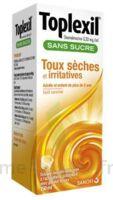 TOPLEXIL 0,33 mg/ml sans sucre solution buvable 150ml à Mérignac