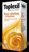 TOPLEXIL 0,33 mg/ml, sirop 150ml à Mérignac