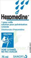 Hexomedine 1 Pour Mille, Solution Pour Pulvérisation Cutanée En Flacon Pressurisé à Mérignac