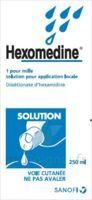 Hexomedine 1 Pour Mille S Appl Loc Fl/250ml à Mérignac