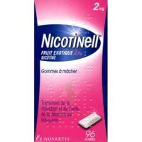 Nicotinell Fruit Exotique 2 Mg, Gomme à Mâcher Médicamenteuse Plq/96 à Mérignac
