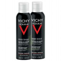VICHY mousse à raser peau sensible LOT à Mérignac
