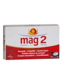 Mag 2 100 Mg, Comprimé  B/120 à Mérignac