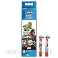 Oral-B Stages Power Star Wars 2 brossettes à Mérignac
