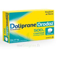 Dolipraneorodoz 500 Mg, Comprimé Orodispersible à Mérignac