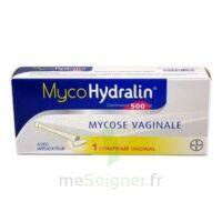 Mycohydralin 500 Mg, Comprimé Vaginal à Mérignac
