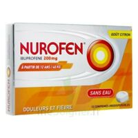 NUROFEN 200 mg, comprimé orodispersible à Mérignac