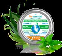 Puressentiel Respiratoire Gommes Menthe-eucalyptus Respiratoire - 45 G à Mérignac