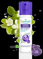 Puressentiel Sommeil - détente Spray Aérien Sommeil Détente aux 12 Huiles Essentielles - 200 ml à Mérignac