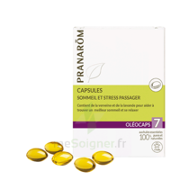 Pranarom Oleocaps 7 Caps Sommeil & Stress Passager à Mérignac