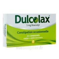 Dulcolax 5 Mg Comprimés Enrobés Gastro-résistants Plq/30 à Mérignac