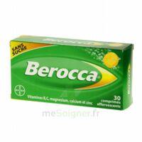 Berocca Comprimés Effervescents Sans Sucre T/30 à Mérignac