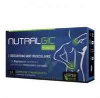 Nutralgic Muscle Comprimés Décontractant Musculaire B/14 à Mérignac