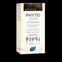 Phytocolor Kit coloration permanente 6.77 Marron clair cappuccino à Mérignac