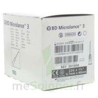 BD MICROLANCE 3, G22 1 1/2, 0,7 m x 40 mm, noir  à Mérignac