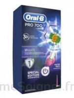 Oral B Professional Care 700 Brosse dents white and clean B/1 à Mérignac