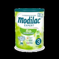 Modilac Expert Bio 3 Lait Poudre B/800g à Mérignac