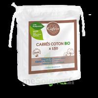 Gifrer Carré coton bio Sachet/150 à Mérignac