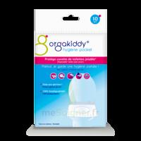 Orgakiddy Protège-cuvette Toilettes Pochette/10 à Mérignac