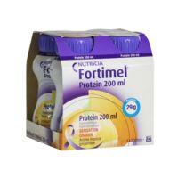 Fortimel Protein Sensation Chaude Nutriment Tropical Gingembre 4 Bouteilles/200ml à Mérignac