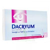 Dacryum S P Lav Opht En Récipient Unidose 10unid/5ml à Mérignac